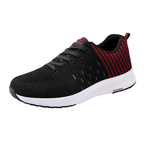 VBWER Scarpe da Unisex Uomo Donna Scarpe da Uomo Sneaker Slip on Scarpe Sportive Sneakers Outdoor Scarpe da Corsa Leggere per Il Tempo Libero Scarpe Traspiranti