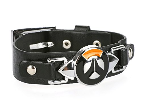 Preisvergleich Produktbild KeySmart OW PU-Leder Armband mit Logo aus Metall