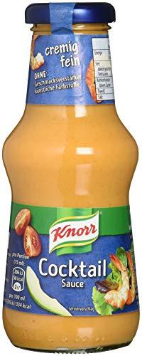 Knorr Grillsauce Cocktail Soße 250 ml (6 x 250 ml)