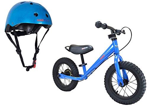 Kiddimoto limited Edition Super Junior Max Balance Bike blau ab 18Monate plus