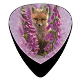 Foxgloves Guitar Picks Celluloid Print Boys Complete Assorted 12 Pack