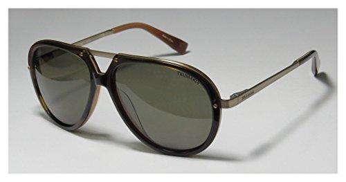 Trussardi Sonnenbrille 12916 (57 mm) braun