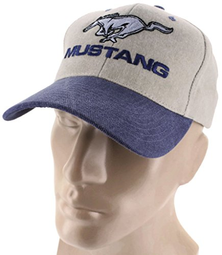 Price comparison product image DanteGTS Ford Mustang Blue Baseball Cap Trucker Hat Snapback 5.0 Liter GT Cobra Shelby