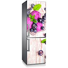 Vinilo para nevera | Stickers Fridge | Pegatina Frigo | Gelatto 2 (185x60)