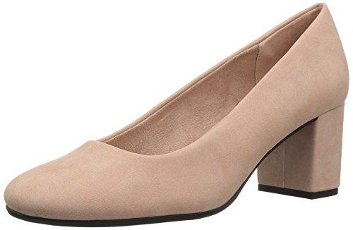 Easy Street Damen Proper, Blush, 38.5 EU (Blush Pink Kleid Schuhe)