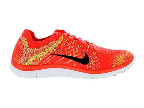 Nike - Free 4.0 Flyknit, Sneakers da uomo Rosso