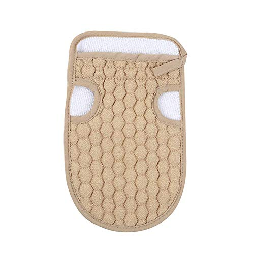 SPuPart - Guantes baño exfoliantes Doble Textura