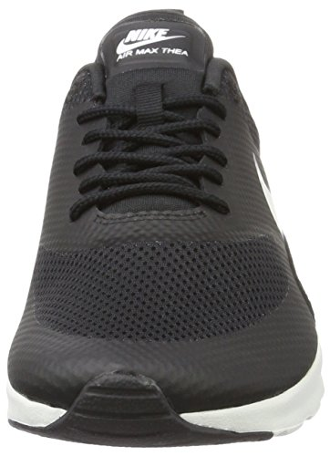 Nike  Air Max Thea, Sneakers Basses femme Noir (Black/Summit White)