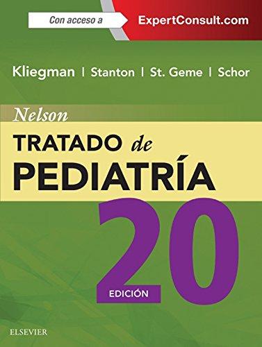 Descarga gratuita de libros en formato pdf. Nelson. Tratado de pediatría MOBI