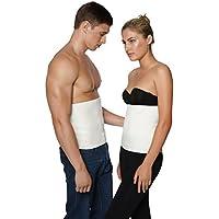 ®BeFit24 Faja Lumbar Térmico Elástico Para El Dolor En La Parte Inferior De La Espalda