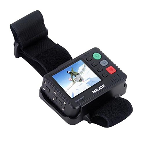 Nilox Hand Screen Wireless per F-60, Nero