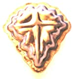 Antiquitäten - antike Backform, Verzierung, Schokoladenform - UNBENUTZT - NEUWERTIG - Blatt (327)
