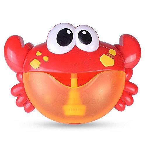 LBAFS Krabben-Blasen-Hersteller-automatische Tüllen-Blasen-Maschinen-Bad-Duschen-Kinderspaß-Spielzeug