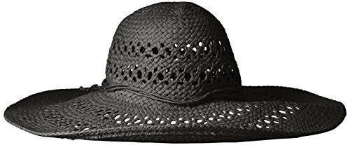 san-diego-hat-company-womens-open-weave-floppy-sun-hat-black-one-size