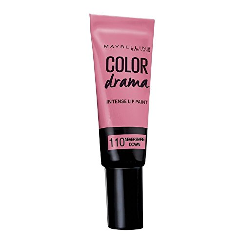 Maybelline New York Lip Studio Color Drama Nr. 110 Never Bare Down, 1er Pack (1 x 6 g)