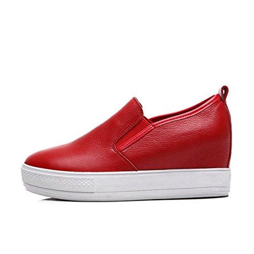 xtian-zapatillas-de-material-sintetico-para-mujer-color-rojo-talla-37