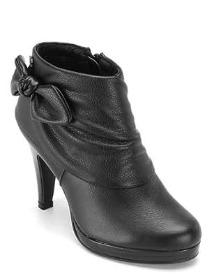 Buffalo 233724 Damen Stiefelette schwarz EU 40