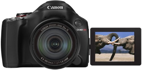 PowerShot SX40 HS Digitalkamera_3