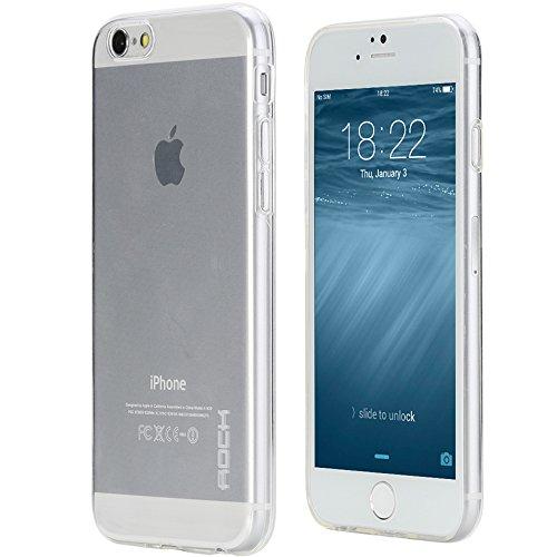 Apple iPhone 6 Rock Ultra-thin TPU Back Case Cover TSP