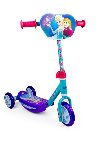 Disney Frozen - Die Eisk&oumlnigin Dreirad Wheel Scooter