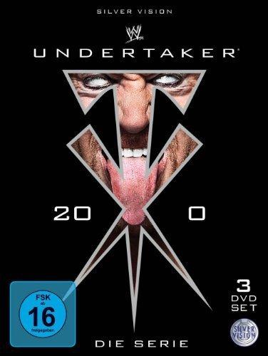 WWE - Undertaker - Die Serie [3 DVDs]