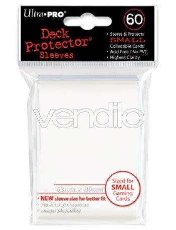 Ultra Pro 82963 - Deck Schutz Small Sleeves 60, weiß