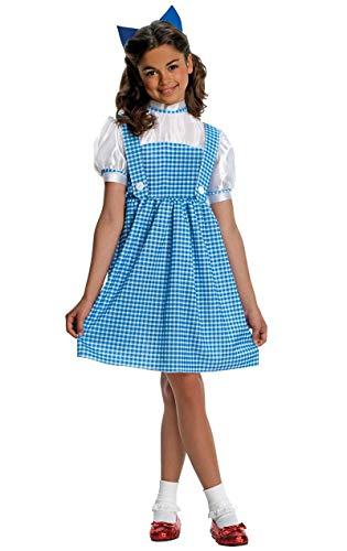 Wizard of Oz Dorothy tm tm Traditional Style Dress & - Dorothy Kostüm Mit Korb