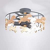 WZJ-Ceiling light LED-three-color Dimming Ceiling Light for Children