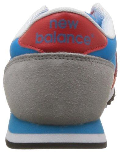 New Balance U420 D 14E, Baskets mode mixte adulte Mehrfarbig (RBG RED/BLUE 4)