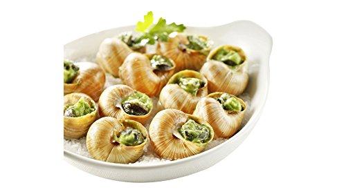 48 escargots à la bourguignonne moyens - Surgelé