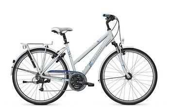 KALKHOFF CONNECT LADY DT PALERMO PLATEADO MATE 71 12 CM 55 CM 27 VELOCIDADES