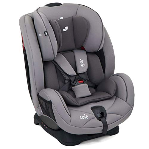 NEW Joie Stages Group 012 Car Seat - Grey
