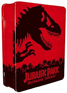 Jurassic Park Ultimate Trilogy (Blu-ray + Digital Copies) [Region Free]