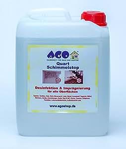AGO Quart produit anti-moisissure 5 l