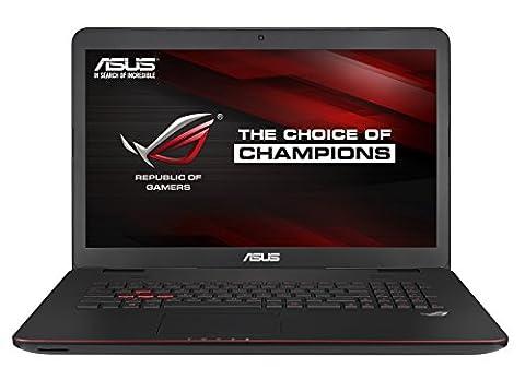[Ancien modèle] Asus G741JW-T7101HROG PC Portable Gamer 17,3