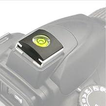 Level Spirit Bubble Canon EOS niveau à bulle Griffe de flash hot shoe mount Flash Compatible avec toutes les appareil photo Canon EOS 6d Mark II 200d 77d 800d 5d mark iV 1300d 80d 1d X Mark I Ii Iii IV 5DS 5DSR 760d 8000d 750d 7d Mark II 1200d 70d 100d 700d 6d 650d 1d C 60d 60Da 5d mark iii 1d X 600d 1100d 550d 7d 500d 5d mark ii 50d 1000d 450d 400d 350d 40d 5d mark G9Les 400d 30d PowerShot G1X Mark III Mark II G9X Mark II G7X G5X G16G15G12G11G10G9M6M5M3