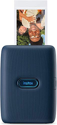 instax Link smartphone printer, Dark Denim