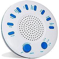 Schlaf-Sound-Maschine weiße Lärmmaschine Hypnotische Einschlafhilfen Regen Ozeanwelle Wind Strom Unterhaltungsmusik... preisvergleich bei billige-tabletten.eu