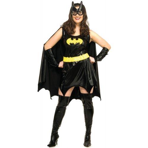 Sexy Batgirl Damenkostüm ) Karneval Verkleidung Damen