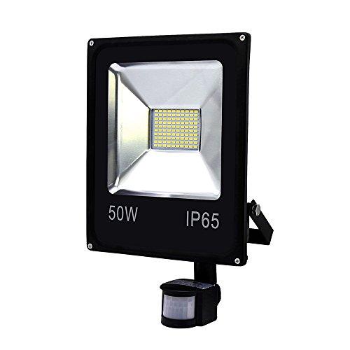 Vingo® Resistente Al Agua IP65Foco LED detector