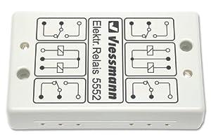 Viessmann - Decodificador de modelismo ferroviario escala 1:12 Importado de Alemania