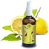 Olio Anti Cellulite 100ml - Olio da Massaggio Naturale Puro al 100% con Olio di Semi D'Uva - Jojoba e Pesca - Olio Essenziale di Limone - Olio di Lavanda - Olio per il Corpo Contro la Cellulite