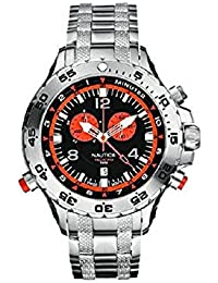 Nautica Herren-Armbanduhr A36502G