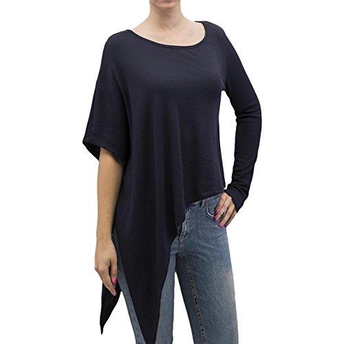 Only Femme Hauts / T-Shirt manches longues onlGyra Bleu