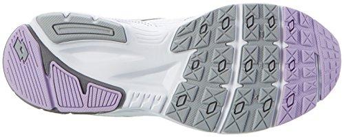 Lotto Damen Speedride 600 W Laufschuhe Weiß (Wht/Tit GRY)