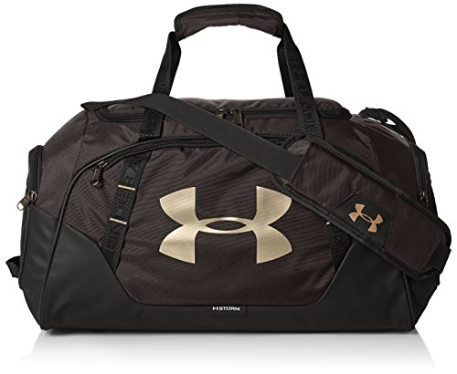 Under Armour Undeniable Duffle 3.0 SPorttasche, SM, Schwarz (Under Sporttasche Armour Kleine)