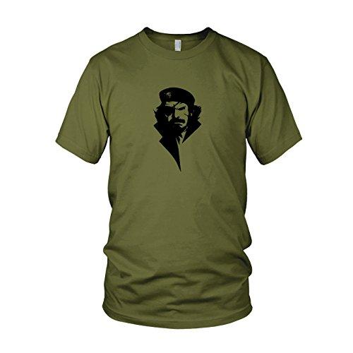 Viva Big Boss - Herren T-Shirt, Größe: S, Farbe: (Big Kostüm Cosplay Boss)