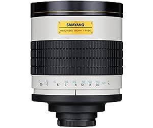 Samyang 800 mm / F 8.0 MC MIRROR Objectifs