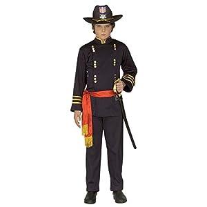 WIDMANN Widman - Disfraz de vaquero del oeste para niño, talla 5-7 años (43976)