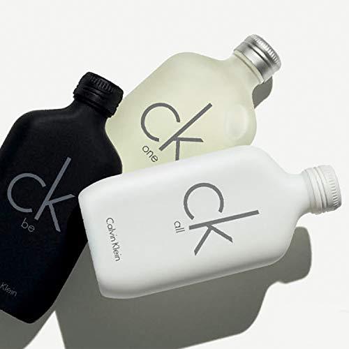 Calvin Klein Be Unisex EDT Spray, 1er Pack (1 x 200 ml)